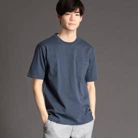 ヘビーウェイトポケットTシャツ (67ネイビー)