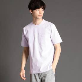 ヘビーウェイトポケットTシャツ (88ラベンダー)