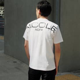 ダブルシルケットロゴプリントTシャツ (91その他2)