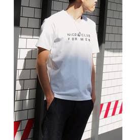ダブルシルケットロゴプリントTシャツ (93その他4)
