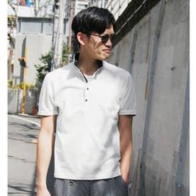 スキッパーポロシャツ (09ホワイト)