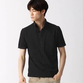 スキッパーポロシャツ (49ブラック)