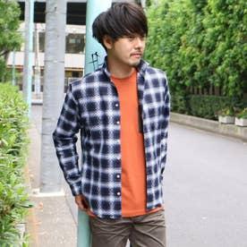 シアードビーチェックシャツ (92その他3)