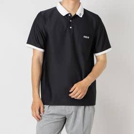 ニブリック NIBLIC メンズポロシャツ(半袖) (BL)