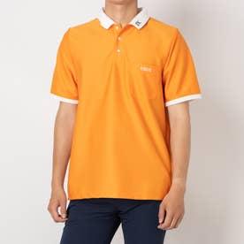 ニブリック NIBLIC メンズポロシャツ(半袖) (OR)