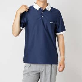 ニブリック NIBLIC メンズポロシャツ(半袖) (NV)