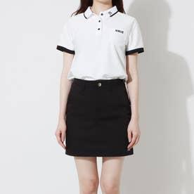 ニブリック NIBLIC レディースポロシャツ(半袖) (WH)