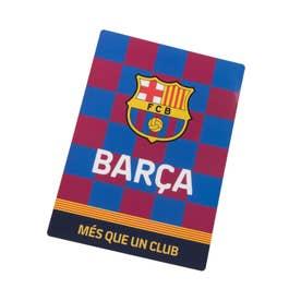 メンズ サッカー/フットサル ライセンスグッズ FCバルセロナ 下敷き BCN34171