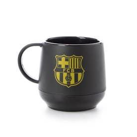 メンズ サッカー/フットサル ライセンスグッズ FC バルセロナ サーモカフェマグ BCN43645 (他)