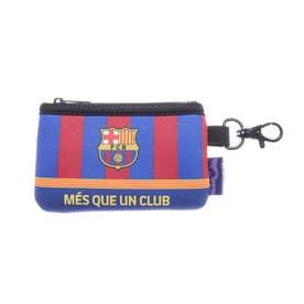 メンズ サッカー/フットサル ライセンスグッズ FC バルセロナ ネオプレーンコインケース BCN33656