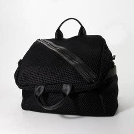 PECHINCHAR 3WAYメッシュバッグ (ブラック)