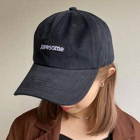 ロゴCAP (クロ)