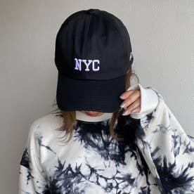 NYCロゴCAP (クロ)