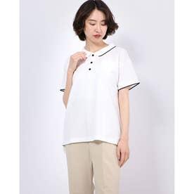 オリーブポロシャツ 吸汗速乾 9574101 (ホワイト)