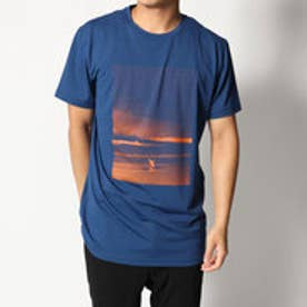 メンズ UVTシャツ (NVY)