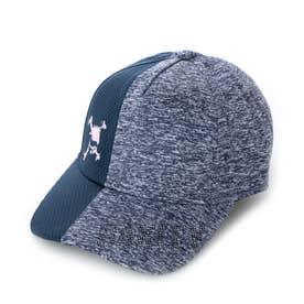 メンズ ゴルフ キャップ SKULL HYBRID CAP 15.0 FOS900656 (ネイビー)