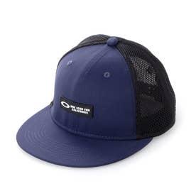 メンズ ゴルフ キャップ ESSENTIAL FLAT BRIM CAP 15.0 FOS900689 (ネイビー)