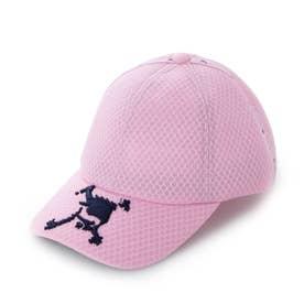 メンズ ゴルフ キャップ SKULL MESH CAP 15.0 FOS900658 (ピンク)