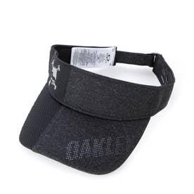 メンズ ゴルフ サンバイザー SKULL HYBRID VISOR 15.0 FOS900662 (ブラック)