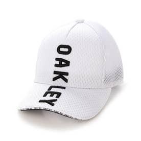 メンズ ゴルフ キャップ ESSENTIAL VERTICAL CAP 15.0 FOS900690 (ホワイト)