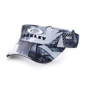 メンズ ゴルフ サンバイザー FIXED VISOR 15.0 FW FOS900796 (グレー)