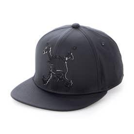 メンズ ゴルフ キャップ SKULL FLAT BRIM CAP 15.0 FW FOS900790 (ブラック)