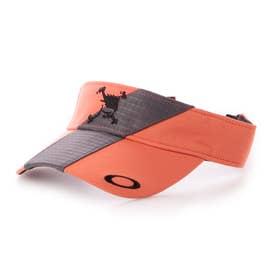 メンズ ゴルフ サンバイザー SKULL HYBRID VISOR 15.0 FW FOS900787 (ピンク)