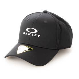 キャップ Oakley Stack Icon FF Hat FOS900494 (ブラック)