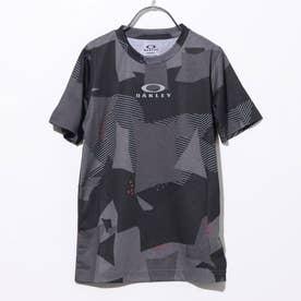 ジュニア 半袖Tシャツ ENHANCE QD SS TEE YTR 1.7 FOA401590 (ブラック)
