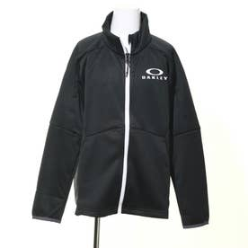 ジュニア 長袖ジャージジャケット ENHANCE TECH JERSEY JKT YTR 1.7 FOA401608 (ブラック)
