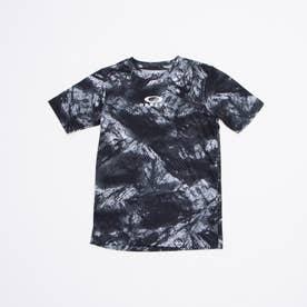ジュニア 半袖Tシャツ ENHANCE QD SS TEE GRAPHIC YTR 2.0 FOA402447 (ブラック)