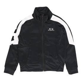 ジュニア 長袖ジャージジャケット ENHANCE TECH JERSEY JKT YTR 2.7 FOA402898 (ブラック)