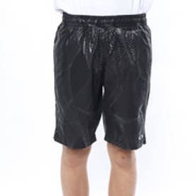 メンズ テニス ハーフパンツ Enhance Slant Graphic Shorts 9inch 9.0 442591JP
