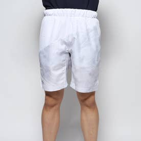 メンズ テニス ハーフパンツ Slant Graphic Shorts 9inch 1.0 バドミントン FOA400854