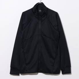 メンズ 長袖ジャージジャケット ENHANCE TECH JERSEY JACKET 10.7 FOA401655 (ブラック)