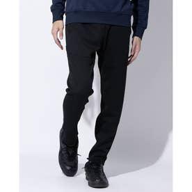 メンズ スウェットロングパンツ ENHANCE DUAL FLEECE PANTS 1.7 FOA401614 (ブラック)