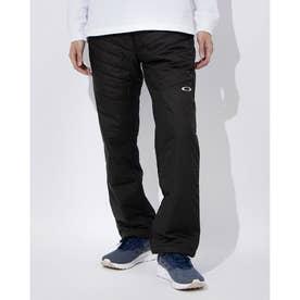 メンズ 中綿パンツ ENHANCE INSULATION PANTS 10.7 FOA401617 (ブラック)