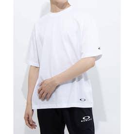 メンズ 半袖Tシャツ ENHANCE QDC SS TEE 11.0 FOA402523 (ホワイト)