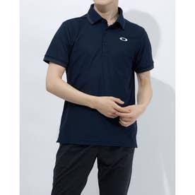 メンズ 半袖ポロシャツ ENHANCE SS POLO 11.0 FOA402418 (ネイビー)