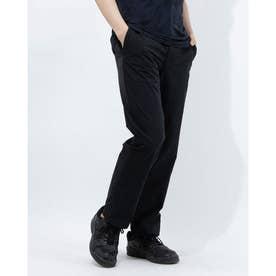 メンズ ライフスタイルロングパンツ ENHANCE MULTI STRAIGHT PANTS 1.0 FOA402518 (ブラック)