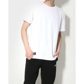 メンズ 半袖Tシャツ ENHANCE FGL BP TEE FOA402512 (ホワイト)