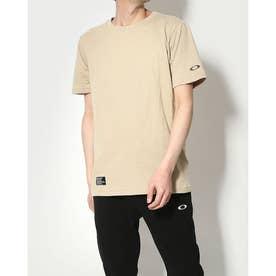 メンズ 半袖Tシャツ ENHANCE FGL BP TEE FOA402512 (ベージュ)