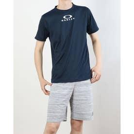 メンズ 半袖機能Tシャツ ENHANCE SS CREW 11.0 FOA402202 (ネイビー)