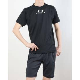 メンズ 半袖機能Tシャツ ENHANCE SS CREW 11.0 FOA402202 (ブラック)