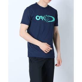 メンズ 半袖機能Tシャツ ENHANCE MESH SS TEE 11.0 FOA402425 (ネイビー)