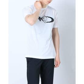 メンズ 半袖機能Tシャツ ENHANCE MESH SS TEE 11.0 FOA402425 (ホワイト)