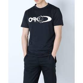 メンズ 半袖機能Tシャツ ENHANCE MESH SS TEE 11.0 FOA402425 (ブラック)