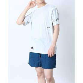 メンズ 半袖Tシャツ ENHANCE FGL TEE HYBRID FOA402433 (グレー)
