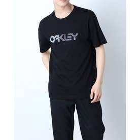 メンズ 半袖Tシャツ B1B NEBULOUS LOGO TEE FOA401775 (ブラック)