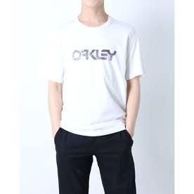 メンズ 半袖Tシャツ B1B NEBULOUS LOGO TEE FOA401775 (ホワイト)